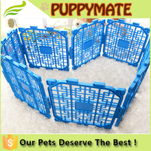 Large outdoor modular dog kennel/iron fence dog kennel