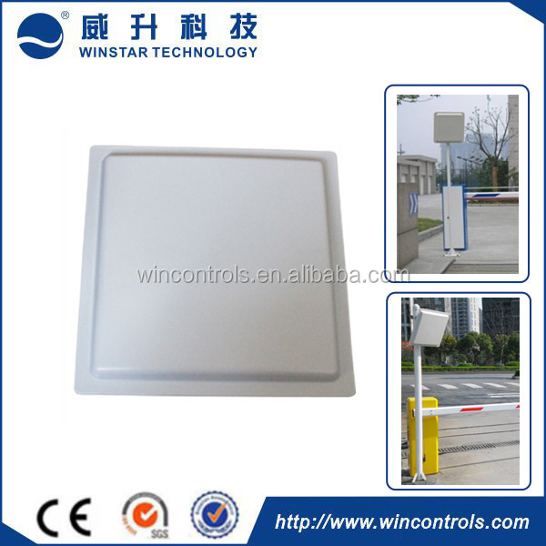 UHF passive RS232 rfid long distance reader with waterproof Parking system