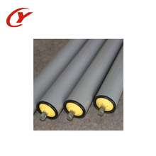 China factory price transfer PVC gravity conveyor roller for mineral transportation