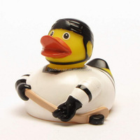 ice hockey Bath Duck
