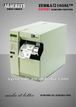 Zebra 105SL Barcode printer Label printer(203 & 300 dpi)