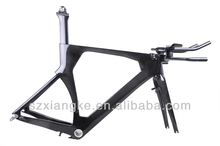 2014 NEW DESIGN CARBON TT FRAME FM086
