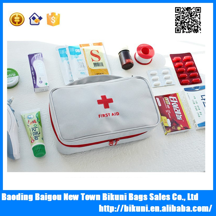 China online supply new fashion outdoor travel custom doctor medical kit bag for promotion