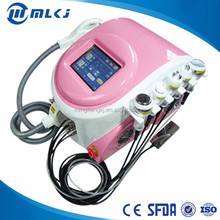 Hot sale 6 in 1 portable hair removal ipl e-light ipl with cavitation rf for salon
