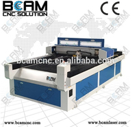 Metal portable laser cutting machine 1300*2500 mm cutting and engraving machine for metal and non-metal BCJ2513