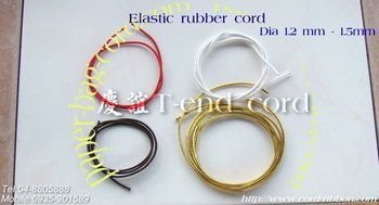 elastic rubber cord / rope packing
