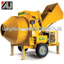 Hot Sale!!! JZF350 Diesel Hydraulic Tractor Mounted Cement Mixer