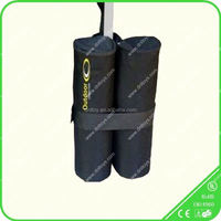 ez up tent water weight/sand bag/repairs