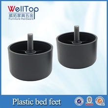 Sofa bed hardware plastic bed legs