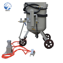 New design high pressure portable vacuum sandblaster