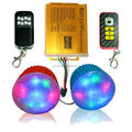 High quality motorcycle MP3 alarm system with LED light
