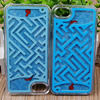 New design wholesale Maze playing game hard PC mobile phone case for Apple iphone compatible