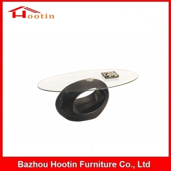 High Quality Smoked Glass Coffee Table for Sale