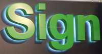 frontlit led channel letter sign,cheap price alphabet letter china wholesale