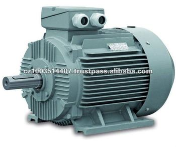 CAG IE 2 Cast Iron Frame Three Phase 15kW Electric Motors
