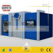 Factory truck mobile 3d 4d 5d 6d cinema theater movie system suppliers