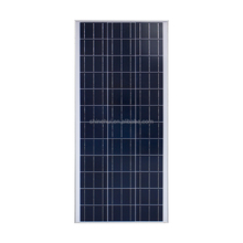 The lowest price made in china MOQ 1 18v 100w poly solar panel for led street light
