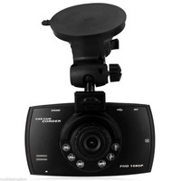 G30 WDR super night vision 170 degree fhd 1080p ntk96650 hd car dvr