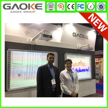 white digital boards for schools 82''-130'' educational used classroom smart board