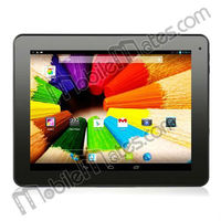 "Wholesale GDIPPO F978 9.7"" Inch Tablet PC Android MTK8389 Quad Core 1GB 8GB Phablet Tablet PC Built-in 3G"