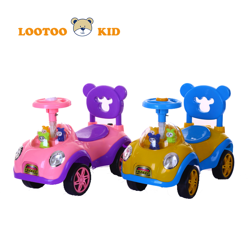 Alibaba china manufacturer wholesale cheap price plastic newest model ride on toy kids cars to drive