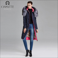 Factotry Price Lightweight Down Hoodie Coat Fur Collar Ultralight Woman Down Jacket for Winters