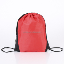 China factory wholesale Customized Cheap Travel Drawstring Gym Shoe Bag