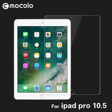 Mocolo 9H High Clear Tempered Glass Protector for iPad air mini pro 9.7 10.5 Ultra Thin 2.5D Round Edge Screen Protective Film