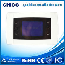CCXK0003 Lcd dot matrix touch screen hot plate thermostat