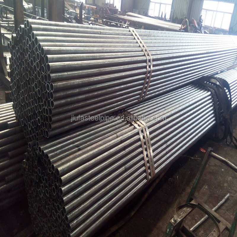 28 Inch Carbon Seamless Steel Tubes, API 5Lx60 Natural Gas Seamless Black Steel Pipes