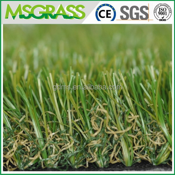 Natural Synthetic lawn artificial grass mat for garden wedding decoration