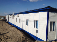 Factory direct Steel prefab tiny container house for sale