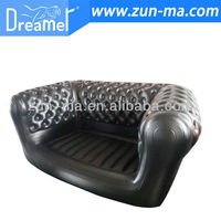 Heavy-duty pvc inflatable air sofas, cheap inflatable sofas and chairs