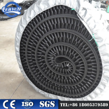 Good quality Price CC Corrugated Sidewall rubber conveyor belts manufacturer