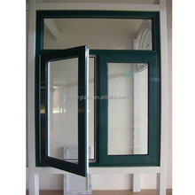 European Standard Double Glazing Aluminum Casement Window