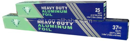 heavy duty aluminum foil wrapping paper