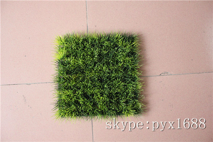 popular artificial plastic grass mat
