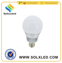 12w dimmable led bulb skd zhong shan china manufacturer