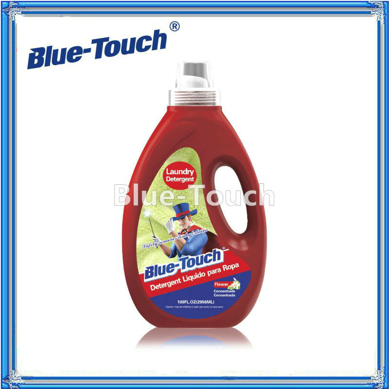 2013 New Formula Power Liquid Laundry Detergent for Household Chemicals(2956ml)