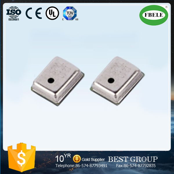 FBEM4737 MEMS -36dB 3.7*4.7mm mini smd microphone for headset(FBELE)
