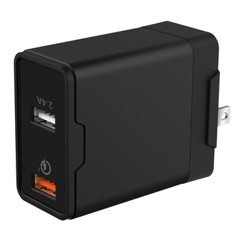 Quick charge qualcomm3.0 wall charger 5V 2.4A QC 3.0 Universal Mobile Phone Accessories Battery USB Wall Charger