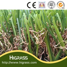 Natural Looking UV Test Landscaping Grass Artificial For Gardens