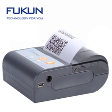2 inch mini portable thermal bluetooth printer for ios and android system