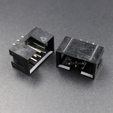 2x3 Pin Shrouded Male Box Header