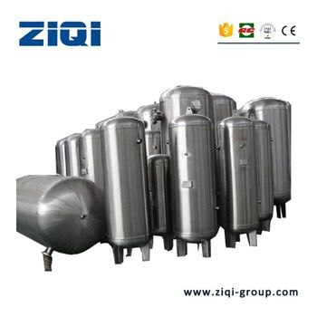 1000L 10bar air tank for air compressor storage