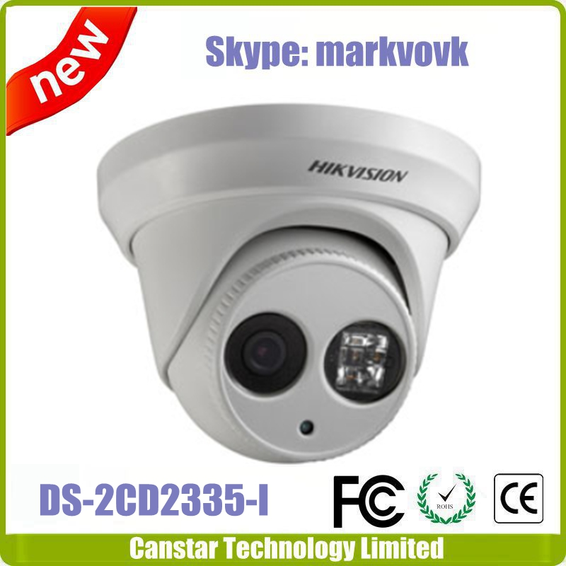 3MP Hikvision digital camera support H.265/H.264 Video Compression DS-2CD2335-I replace DS-2CD2332F-I