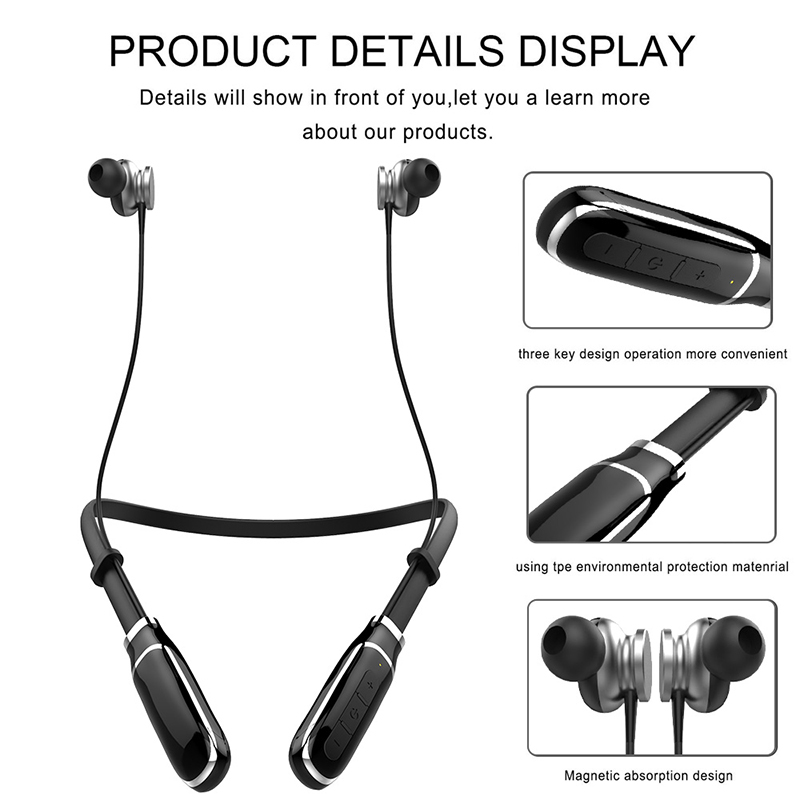 Hottest wholesale stereo bluetooth earphone ,NE03 wireless bluetooth earphones