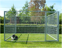powder coated dog kennels/cage/fence