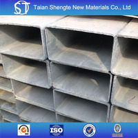 Steel square hollow iron bar