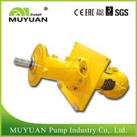 Submersible Pump 5 hp Centrifugal Vertical Slurry Pump